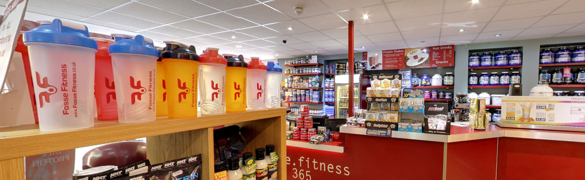 Shop at Fosse Fitness